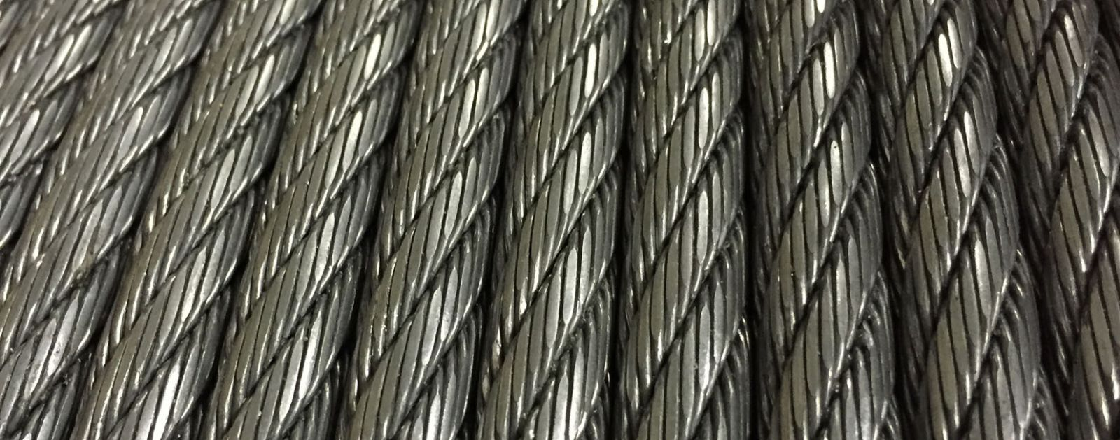 5/8 Inch 6x26 Swaged Wire Rope | Bluejay Industrial Inc. - Hayden, ID
